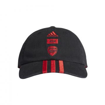 Casquette Arsenal X 424 noir rouge 2020/21