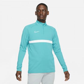 Sweat zippé Nike Academy bleu ciel