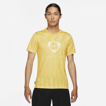 Maillot entraînement Nike Academy Joga Bonito jaune