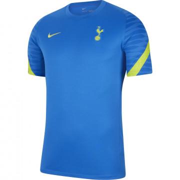 Maillot entraînement Tottenham Strike bleu ciel 2021/22