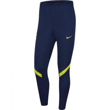 Pantalon survêtement Tottenham bleu jaune 2021/22