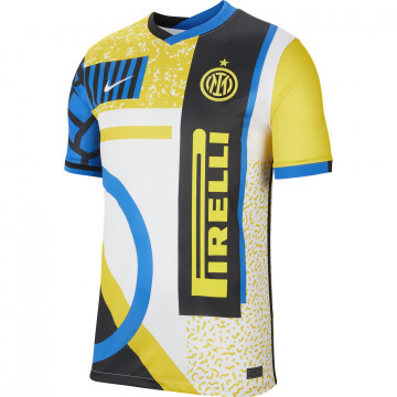 Maillot Inter Milan 4th 2020/21