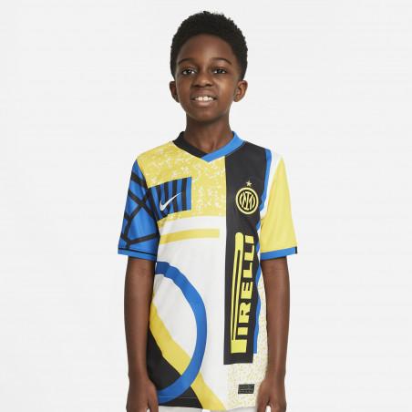 Maillot junior Inter Milan 4th 2020/21