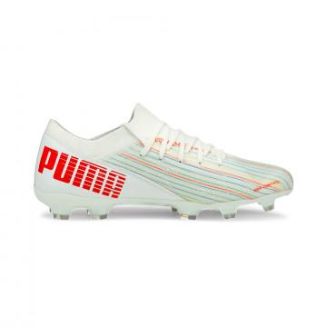Puma Ultra 3.2 FG/AG blanc