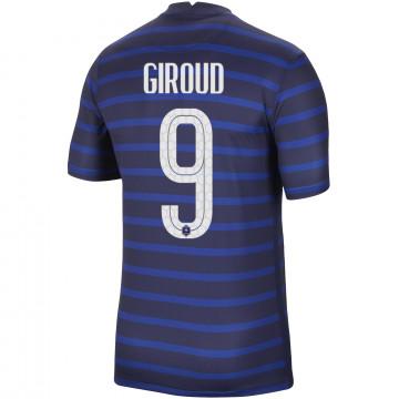 Maillot Giroud Equipe de France domicile 2020
