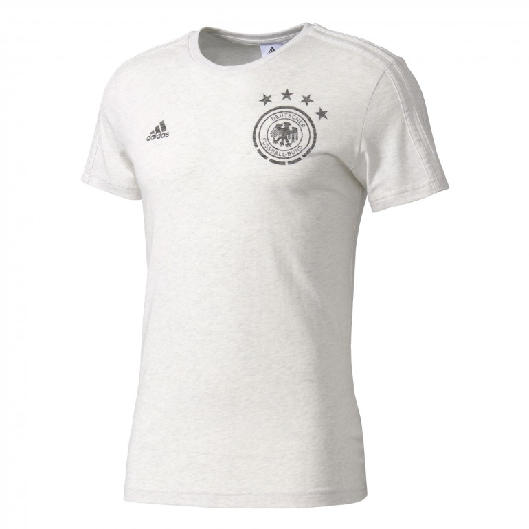 T-shirt Allemagne blanc 2016