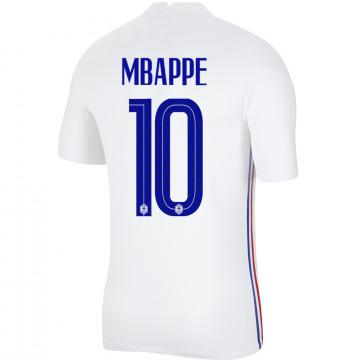 Maillot Mbappé Equipe de France extérieur 2020