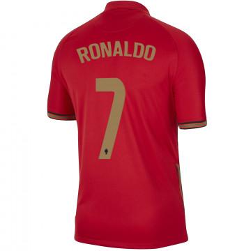 Maillot Ronaldo Portugal domicile 2020