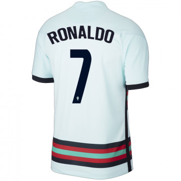 Maillot Ronaldo Portugal extérieur 2020