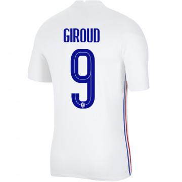 Maillot Giroud Equipe de France extérieur 2020