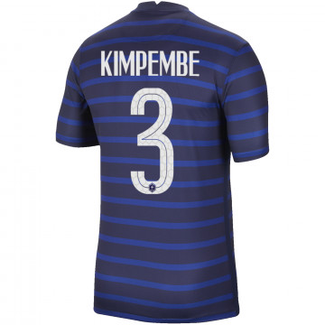 Maillot Kimpembe Equipe de France domicile 2020