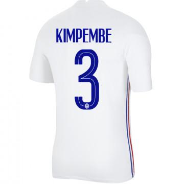 Maillot Kimpembe Equipe de France extérieur 2020