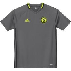 Maillot Junior Entraînement Chelsea gris 2016/17