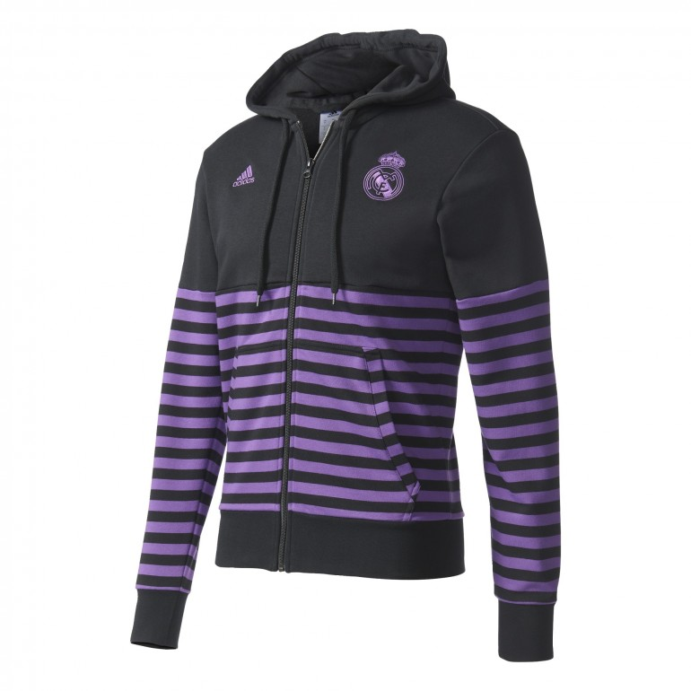 Veste Violette Real Madrid