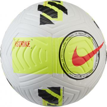 Ballon Nike Strike blanc jaune