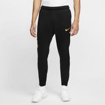 Pantalon survêtement Nike F.C. noir or