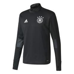 Sweat Entraînement Allemagne DFB Noir 2017