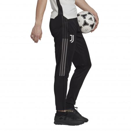 Pantalon survêtement Juventus noir 2021/22