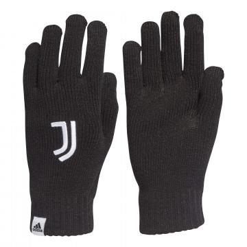 Gants joueurs Juventus noir blanc 2021/22