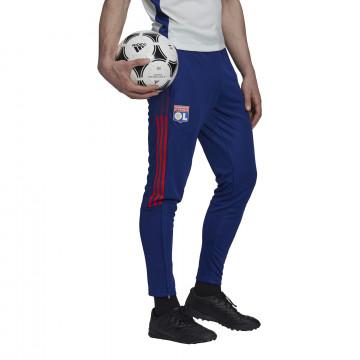 Pantalon survêtement OL bleu 2021/22