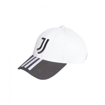 Casquette Juventus noir blanc 2021/22