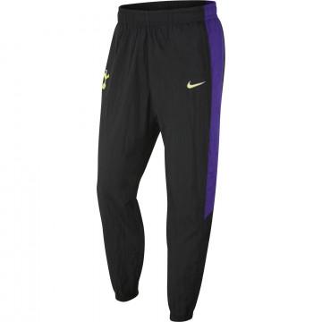 Pantalon survêtement Tottenham Woven noir violet 2021/22