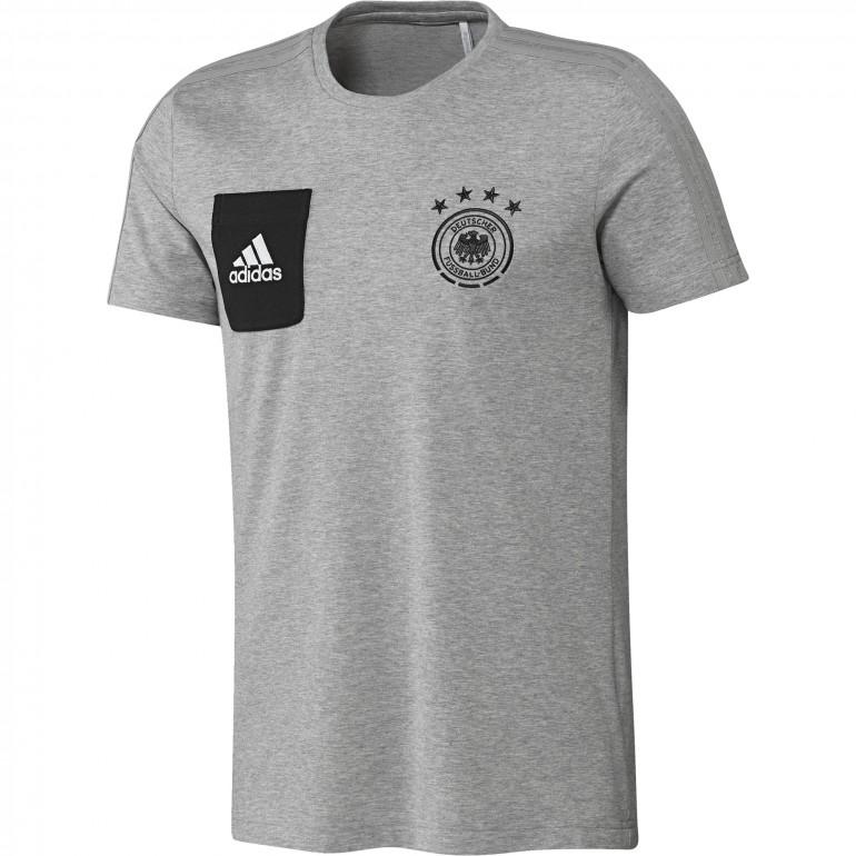 T-Shirt Allemagne DFB Gris 2017