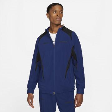 Veste survêtement Nike F.C. Joga Bonito bleu noir