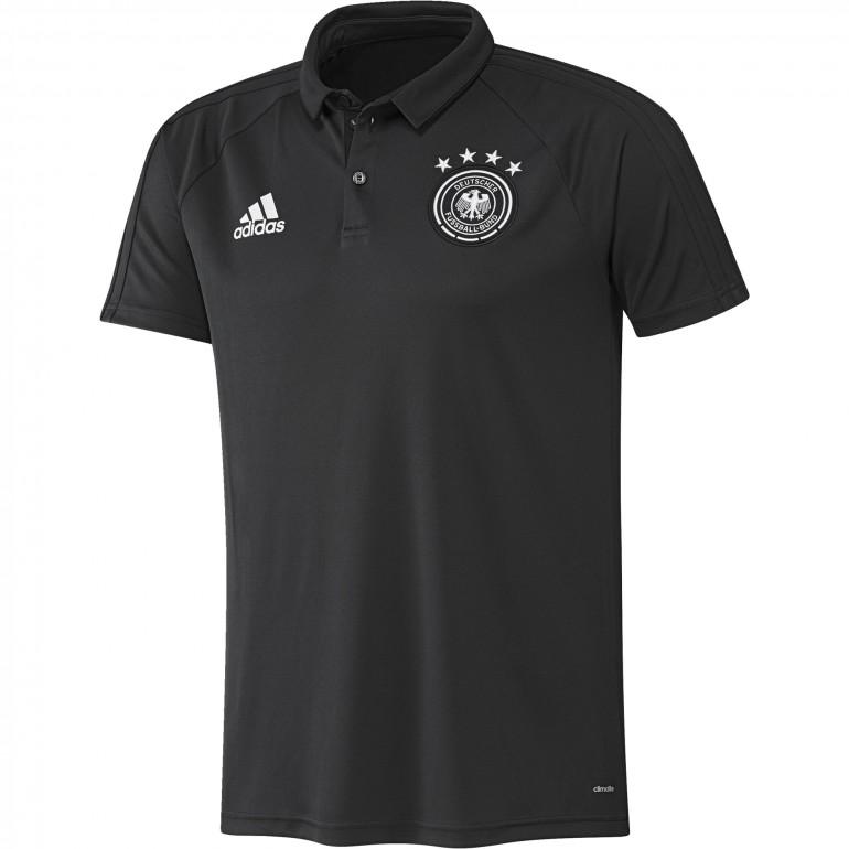 Polo Allemagne DFB Noir 2017