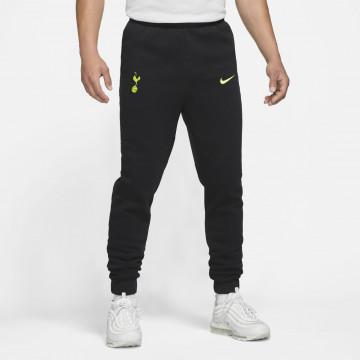 Pantalon survêtement Tottehnam noir jaune 2021/22
