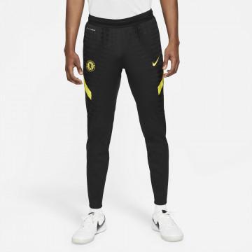 Pantalon survêtement Chelsea Strike Elite noir jaune 2021/22