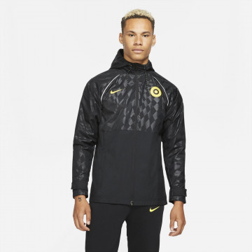 Veste imperméable Chelsea noir jaune 2021/22