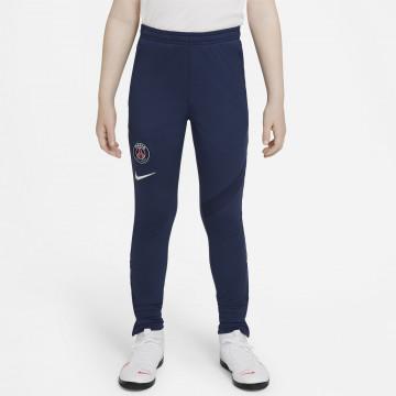 Pantalon survêtement junior PSG Academy bleu 2021/22