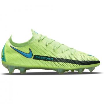 Nike Phantom GT Elite FG vert bleu