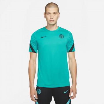 Maillot entraînement Inter Milan bleu noir 2021/22