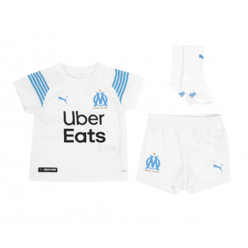 Tenue bébé OM domicile 2021/22