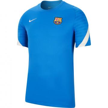 Maillot entraînement FC Barcelone Strike bleu 2021/22