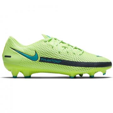 Nike Phantom GT Academy FG/MG vert bleu