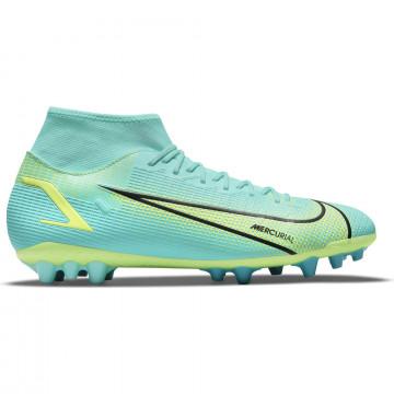 Nike Mercurial Superfly 8 Academy AG bleu