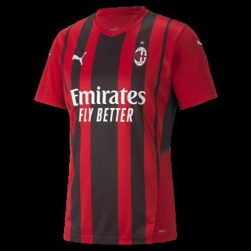 Maillot Milan AC domicile 2021/22