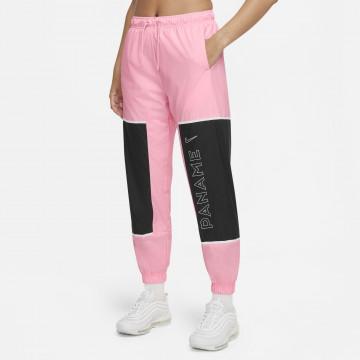 Pantalon survêtement Femme PSG Woven rose 2021/22