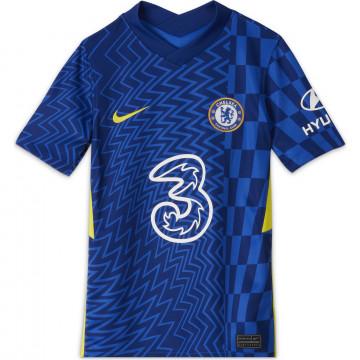 Maillot junior Chelsea domicile 2021/22