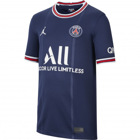 Maillot junior PSG domicile 2021/22