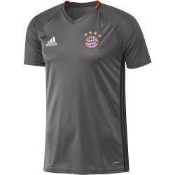 Maillot entraînement Bayern Munich gris 2016 - 2017