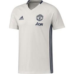 T-shirt Manchester United blanc 2016 - 2017