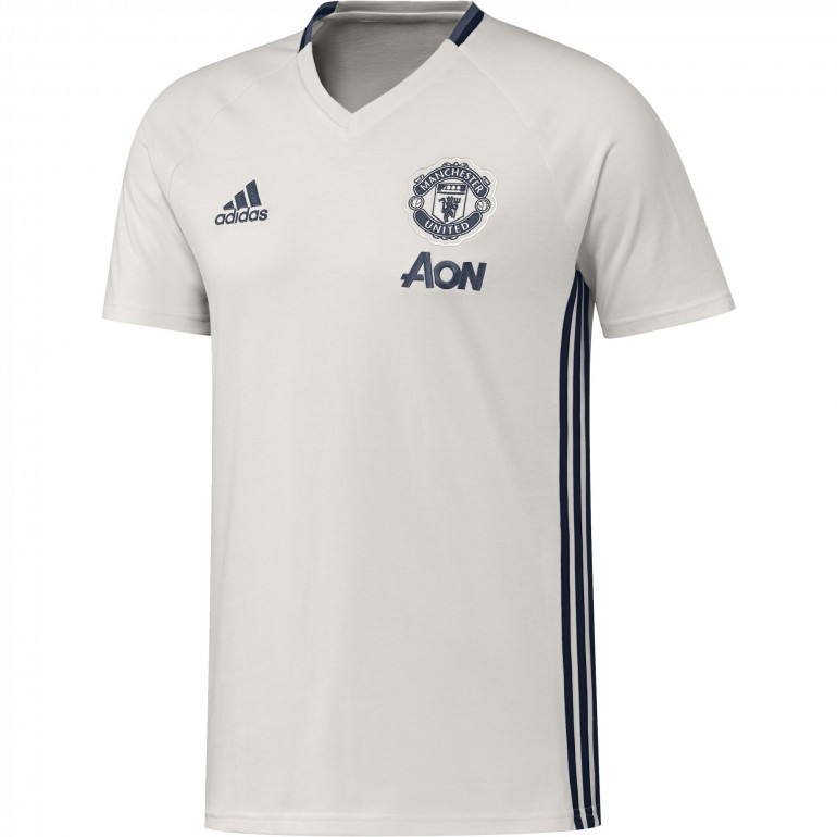 T-shirt Manchester United blanc 2016 - 2017