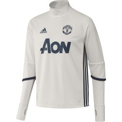Training top Manchester United blanc 2016 - 2017