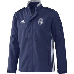Veste coupe-vent Real Madrid bleu 2016 - 2016