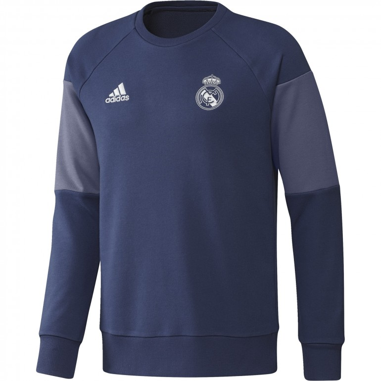 Sweat training Real Madrid bleu 2016 - 2017
