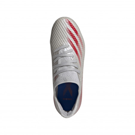 adidas X GHOSTED.3 junior MG gris